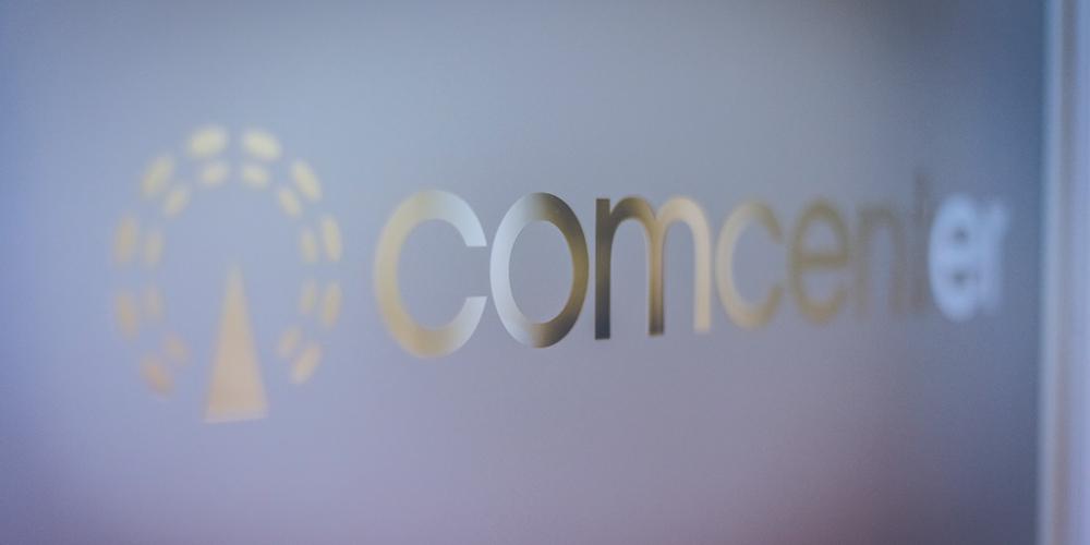 ComCenter logo